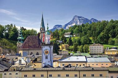 ザルツブルク オーストリア