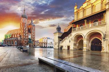 クラクフ ポーランド