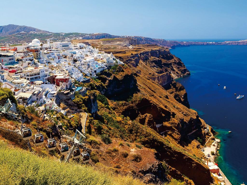 サントリーニ島 ギリシャ