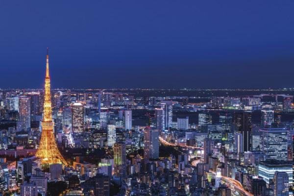 東京_夜景